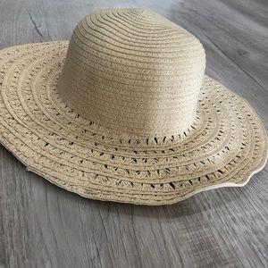 **Free** Maurice's Straw Floppy Hat